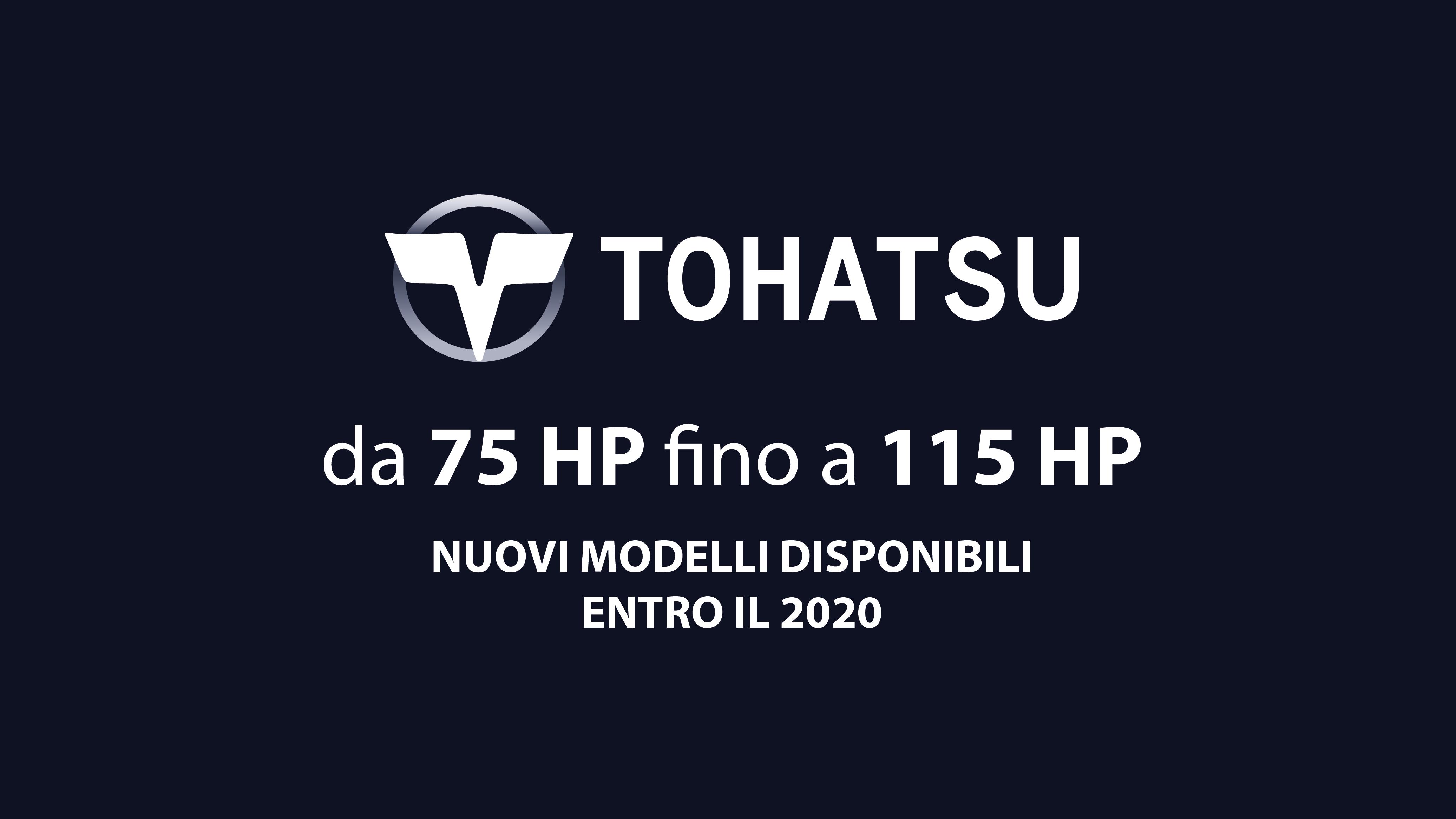 Nuovi Modelli Tohatsu